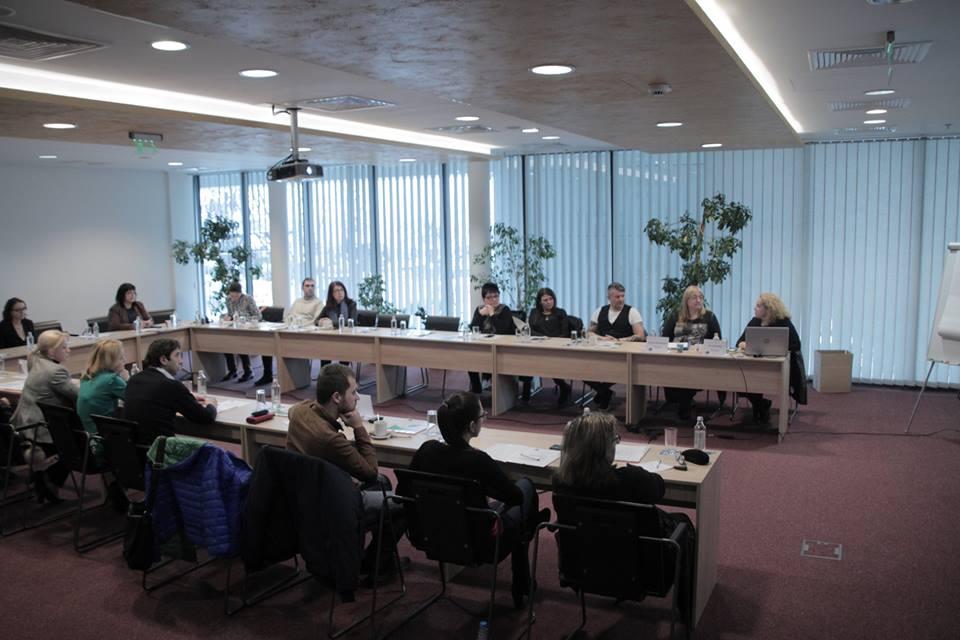 ЕДНОДНЕВНА РАБОТНА СРЕЩА за набиране на идеи относно ролята на Национална селска мрежа и работата на Звеното за управление