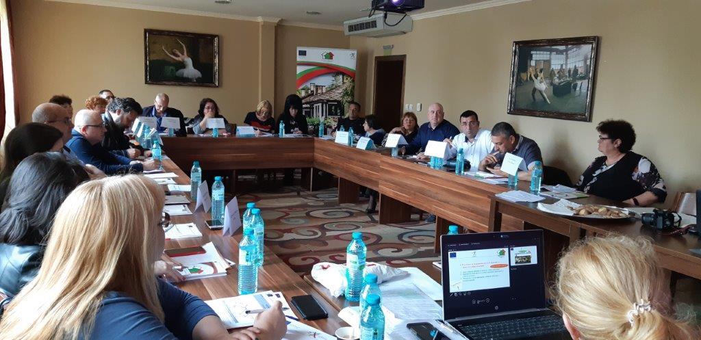 Надграждане на капацитета на регионалните координатори от ЗУ на НСМ (1)