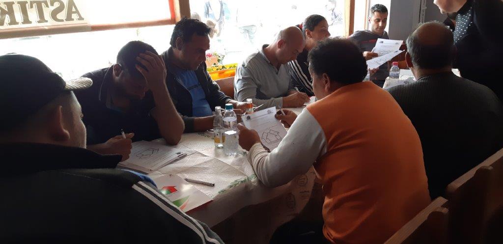 Надграждане на капацитета на регионалните координатори от ЗУ на НСМ (2)