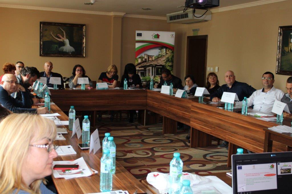 Надграждане на капацитета на регионалните координатори от ЗУ на НСМ (4)