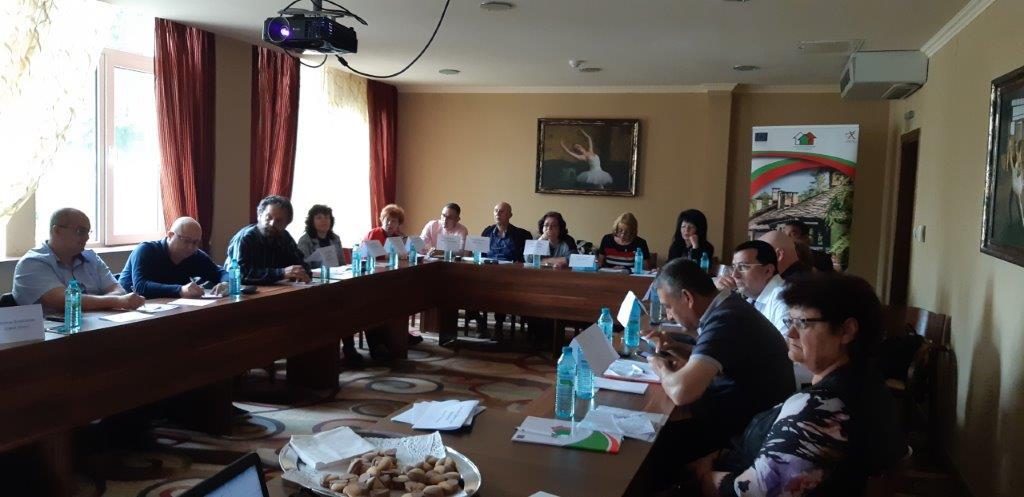Надграждане на капацитета на регионалните координатори от ЗУ на НСМ (5)