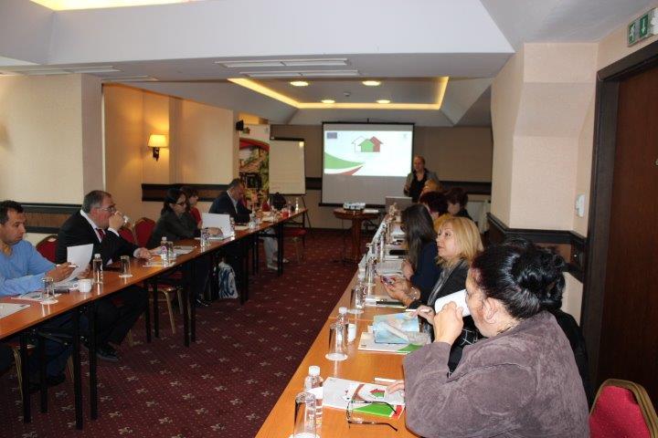 Работна среща за набиране на идеи относно ролята на Национална селска мрежа и работата на Звеното за управление (2)