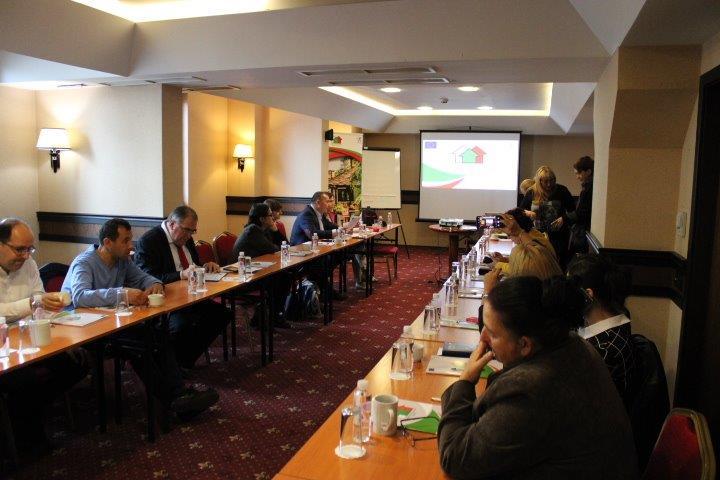 Работна среща за набиране на идеи относно ролята на Национална селска мрежа и работата на Звеното за управление (4)
