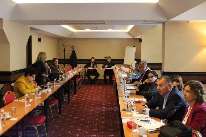 Работна среща за набиране на идеи относно ролята на Национална селска мрежа и работата на Звеното за управление