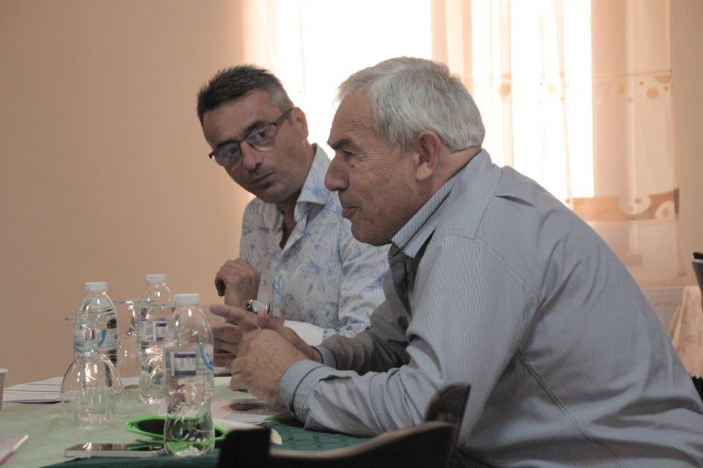 Тематична среща и демонстрации за идентифициране, анализ и трансфер на добри практики (4)