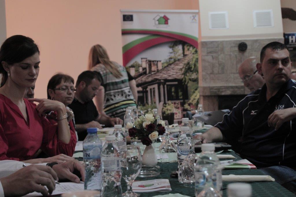 Тематична среща и демонстрации за идентифициране, анализ и трансфер на добри практики (5)