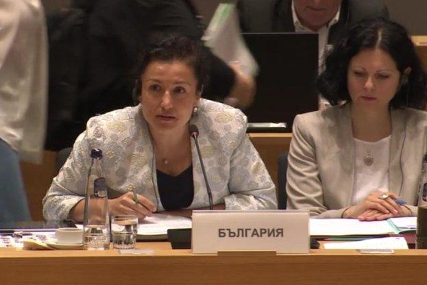 Министър Танева: За България обвързаната подкрепа е един от приоритетите в Реформата на ОСП 2021-2027