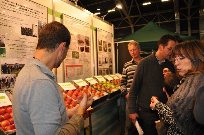 """Белгийска Оперативна група """"Фабрика за клиента"""" в търсене на обещаващи сортове плодове"""