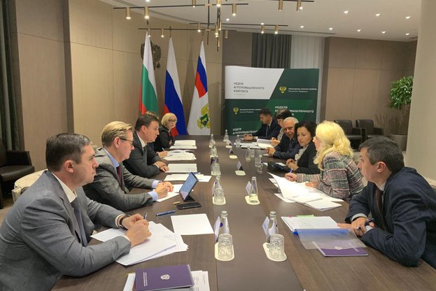 До края на годината експерти от Русия ще инспектират и одобрят наши мандри за експорт