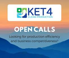 KET4CP: 50 000 евро – микро грантове за МСП за чисто производство