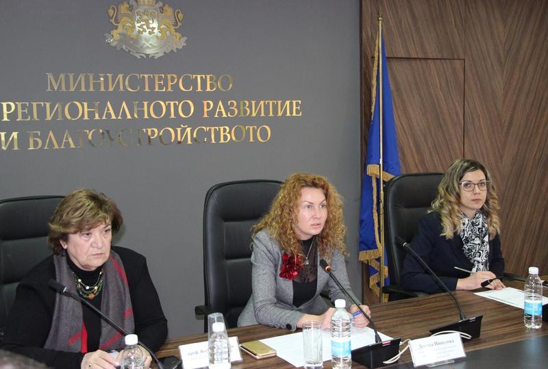 """До 17 февруари тече обсъждане на проект на """"Актуализация на Националната концепция за пространствено развитие 2013-2025″"""