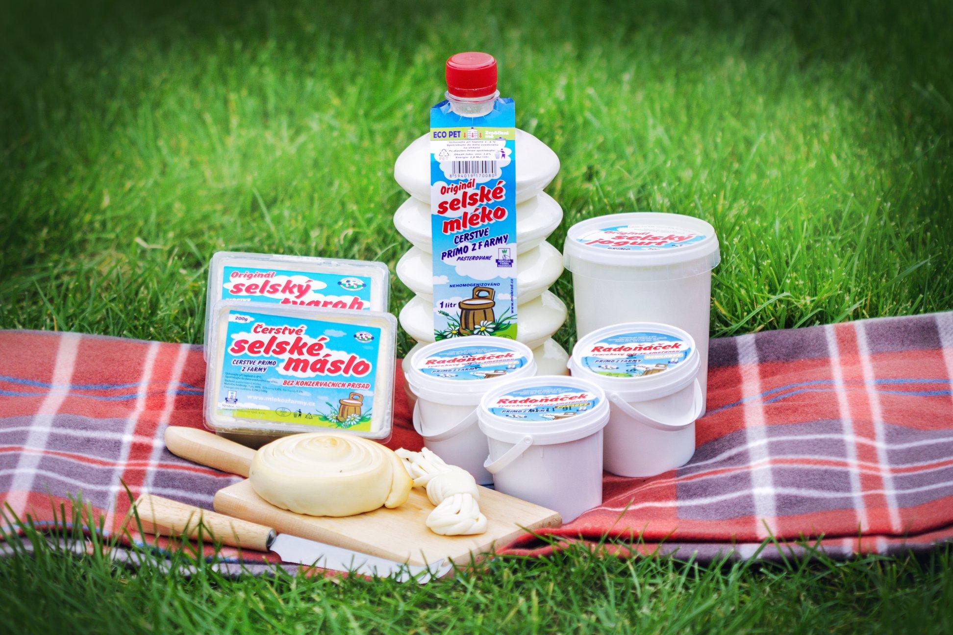 Вдъхновяваща идея от ЕПИ-АГРИ: Продажба на млечни продукти от млечен микробус