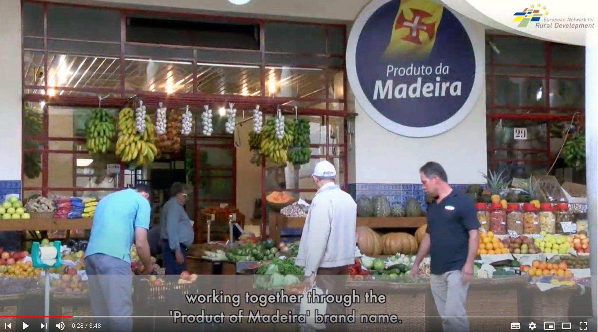 """Как фермери, търговци и власти подкрепят къси вериги за доставки на местни храни под бранда """"Продукт от Мадейра""""?"""