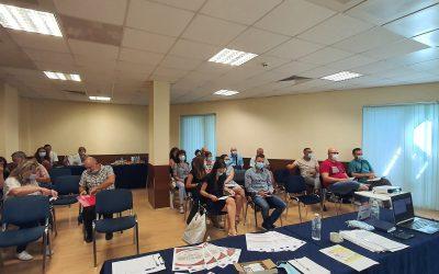 ЗУ на НСМ проведе работна среща с регионалните координатори в Бургас