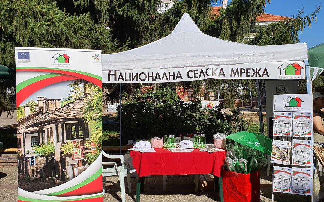 """На """"Куртово Конаре Фест"""" 2020 НСМ популяризира възможностите за подпомагане по ПРСР 2014-2020"""