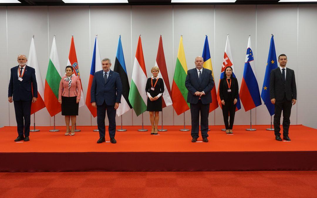 Земеделските министри от Вишеградската четворка и 7 страни от Централна и Източна Европа представят в Съвета нова обща декларация за преговорите по ОСП