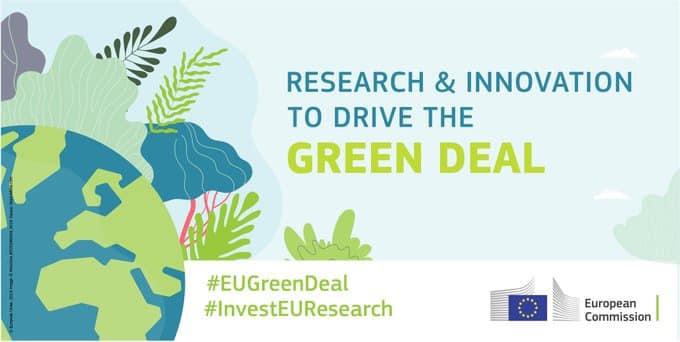 """""""ХОРИЗОНТ 2020"""": ЕК обяви покана за 1 млрд. € за стимулиране на зеления и дигитален преход по линия на Европейския зелен пакт"""