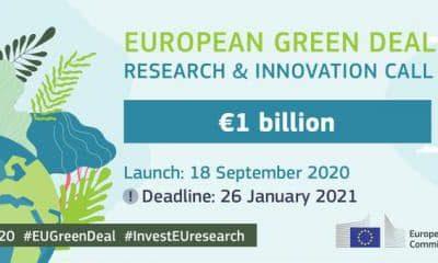 """""""ХОРИЗОНТ 2020"""": Информационни сесии по 10-те области на поканата от 1 млрд. € за Европейския зелен пакт"""