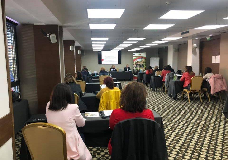 ЗУ на НСМ проведе работна среща с МИГ от страната за развитие на капацитета и знанията по прилагането на ПМС № 160/2016