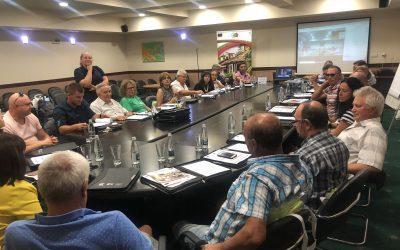ЗУ на НСМ проведе работна среща със заинтересованите страни в областта на биологичното земеделие
