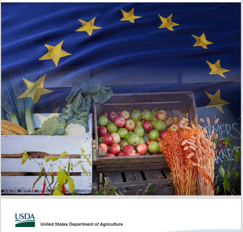"""Сериозни последици за ЕС и света прогнозира доклад на USDA, анализиращ прилагането на стратегиите  """"От фермата до трапезата"""" и Биоразнообразие 2030"""