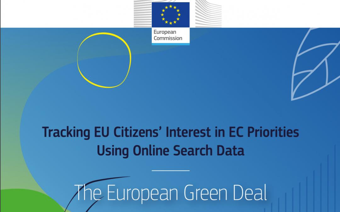 Нов доклад на JRC  разкрива Зелената сделка през погледа на европейците