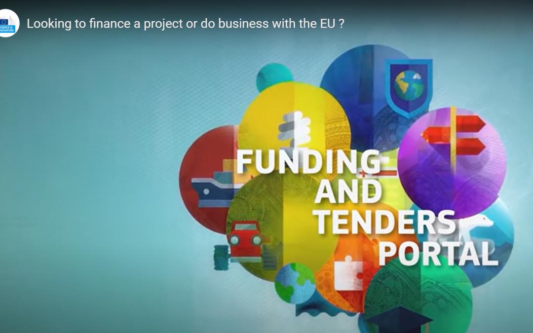 Уебинар на CINEA на 27 май за начинаещи в ползването на портала на ЕС за финансиране и търгове