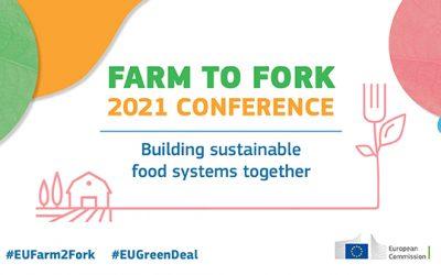 """14-15 октомври: Второ издание на конференцията на ЕК """"От фермата до трапезата"""""""