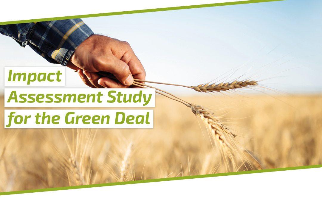 """Европейско проучване за въздействието на стратегиите """"От Фермата до трапезата"""" и """"Биоразнообразие"""" потвърждава негативните ефекти върху селскостопанското производство и цените в Европа"""