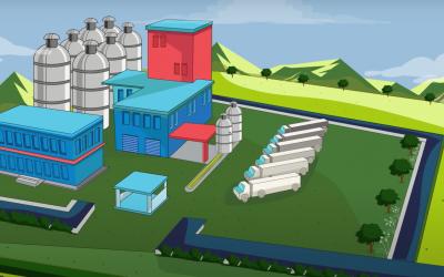 Иновации превръщат отпадъците от млечната индустрия в биопластмаса и богати на фосфати торове