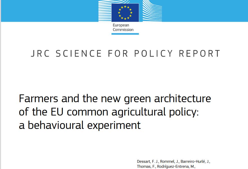 Проучване на JRC показва, че амбициозните изисквания за зелени практики могат да доведат до по -високи ползи за околната среда