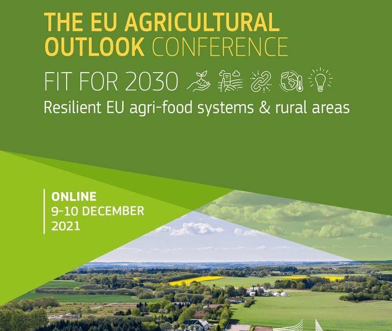 """На 9 и 10 декември е онлайн конференцията на ЕК """"EU Agricultural Outlook 2021"""""""